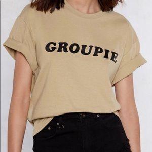 NastyGal Groupie T-Shirt
